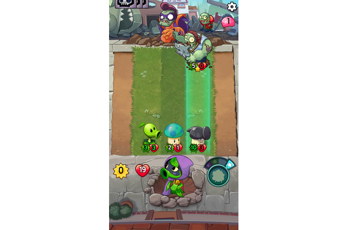 Plants vs Zombies ™ Heroes