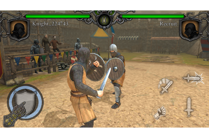 Knights Fight: Arena Medieval