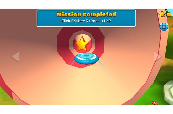 Frisbee (R) para sempre 2