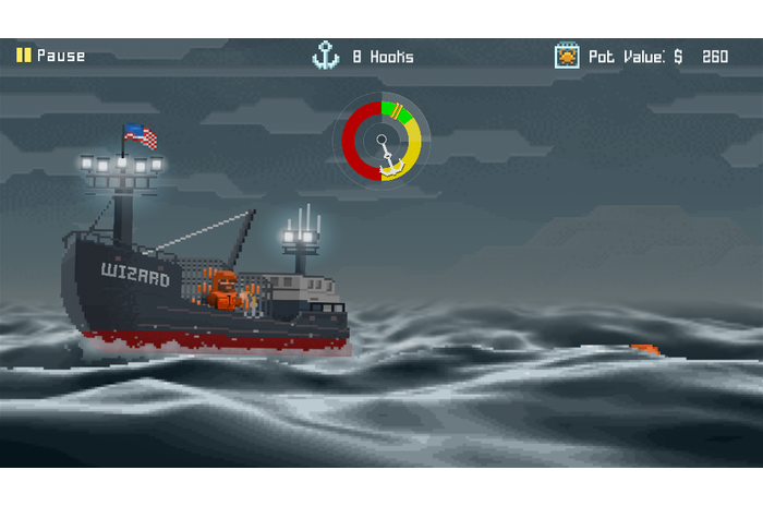 Deadliest Catch: Seas of Fury