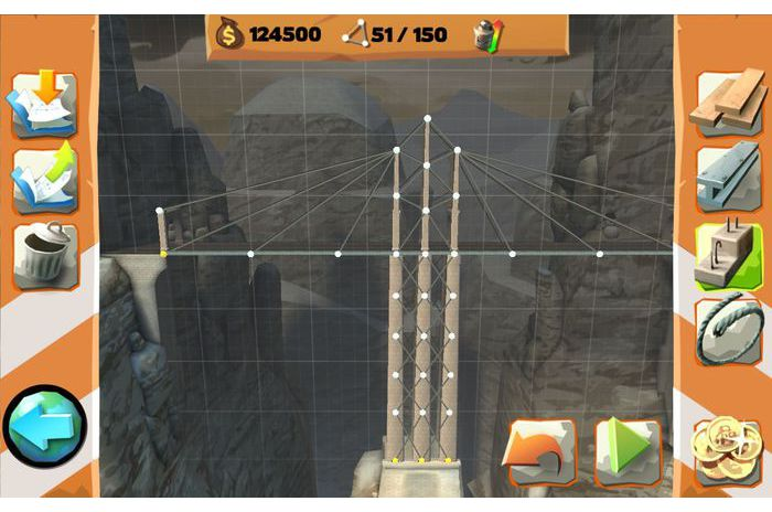Bridge Constructor v.1.4 rev.167