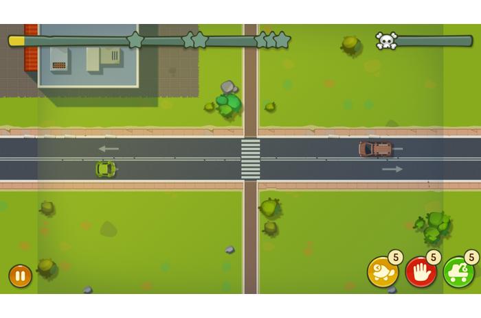 Road Panic