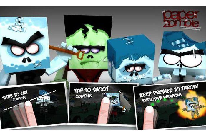 Zombie Paper v.2.3