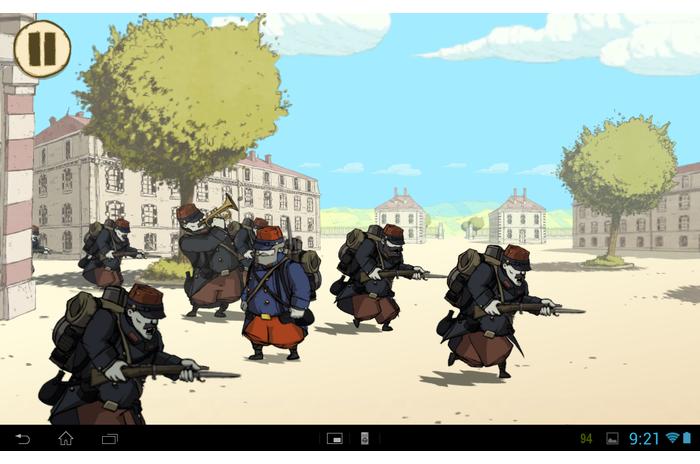 Valiant Serca: The Great War