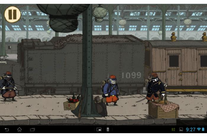 Valiant Hearts: La Gran Guerra