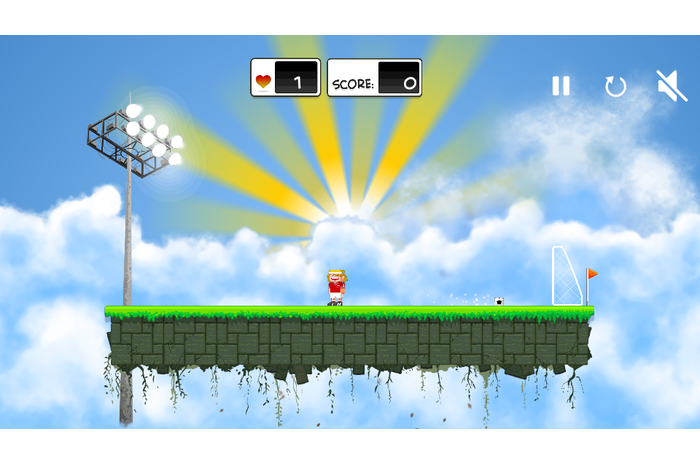 Miniball Tap Nogomet