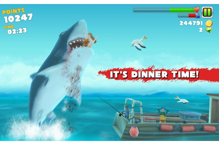 Hungry Shark Evolution v.1.3.14