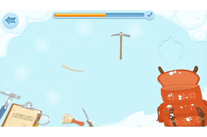 Arkeolog - Ice Age