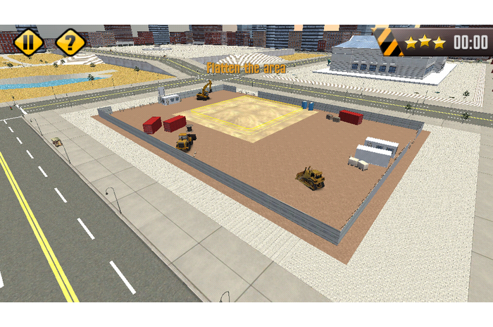 Miasto Builder 2016 Bus Station
