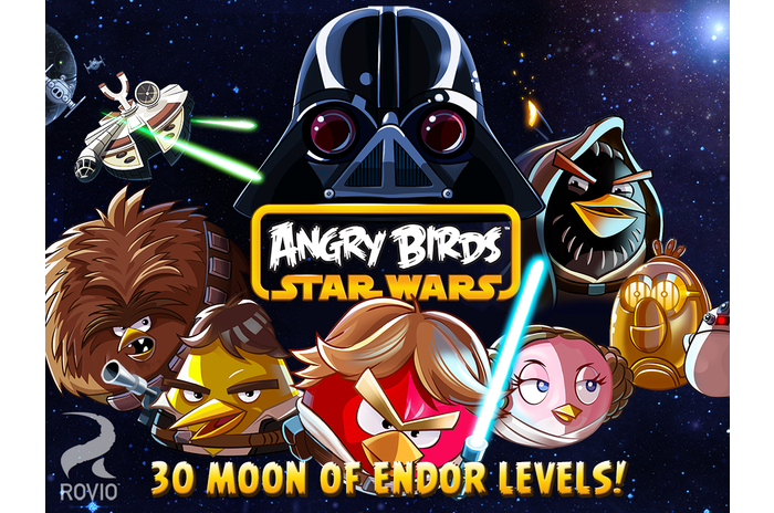 Angry Birds HD v.1.2.0 Star Wars