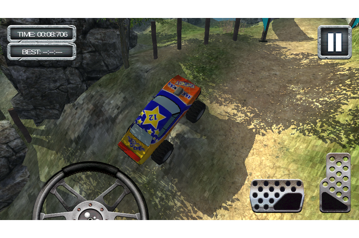 Hill Climb 4x4 grabarzem 3D