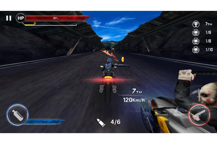 Morte Moto 3