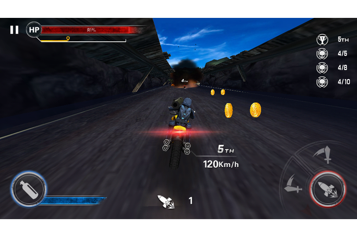 Halál Moto 3