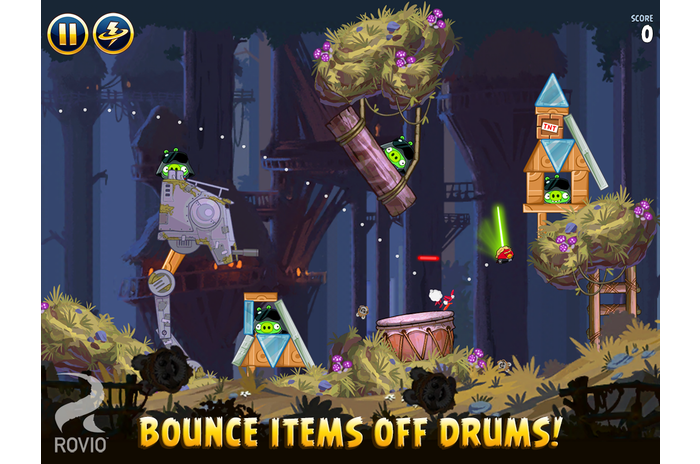 ! Angry Birds Star Wars HD v.1.2.2