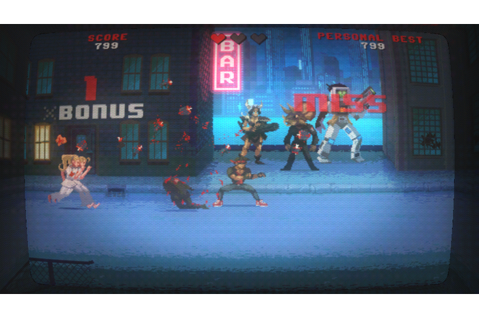 Kung Fury: Via Rabbia