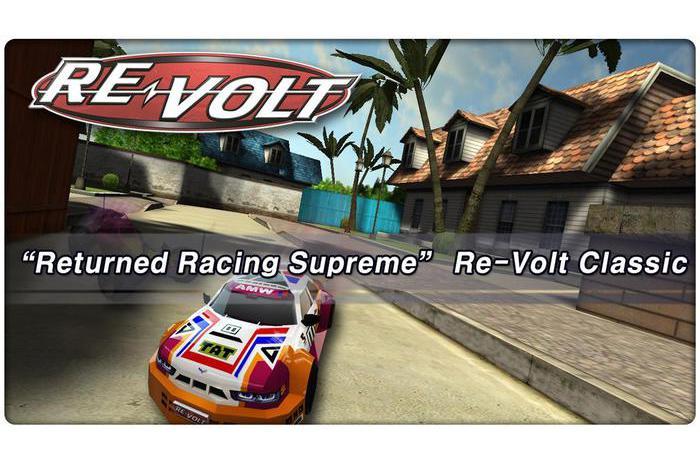 RE-VOLT Classic (Premium) v.1.0.3