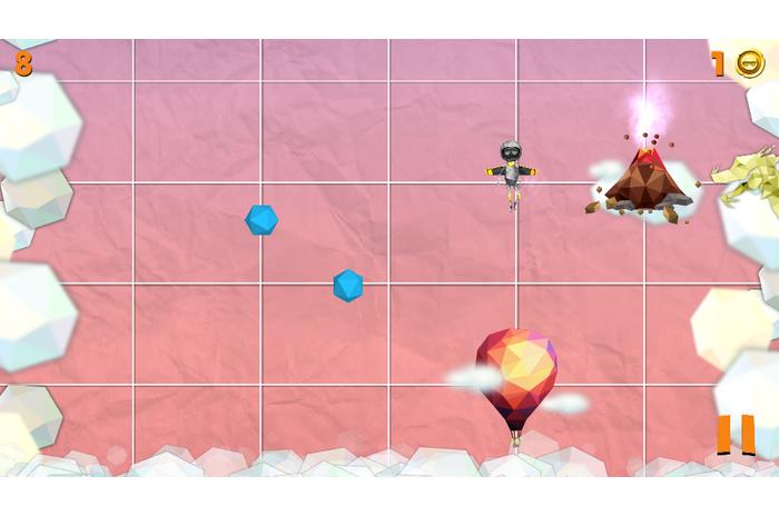 Skyway Story - Ninja Arcade