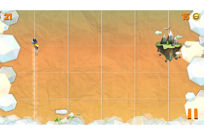 Pasarelă Story - Ninja Arcade
