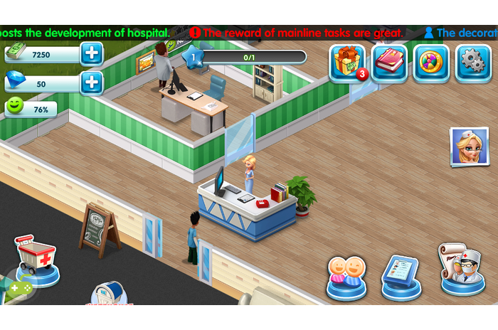 Sim spital