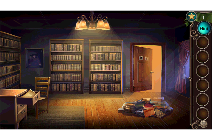 Adventure Escape: Tid Library
