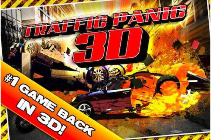 Traffic Panic 3D