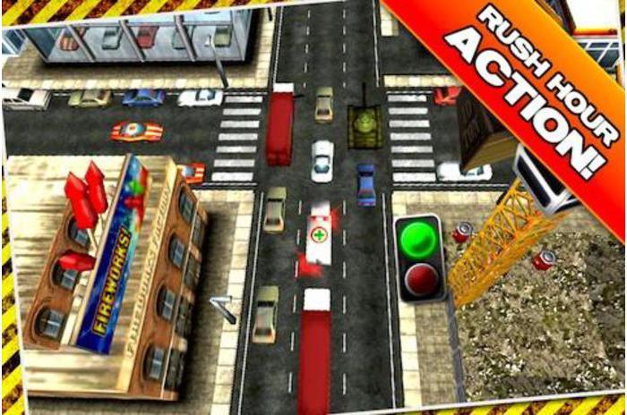 Trafikk Panic 3D