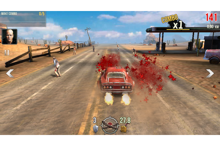 Guns, Cars, Zombies
