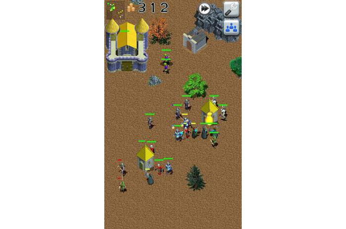 Medieval Empires RTS Strategy