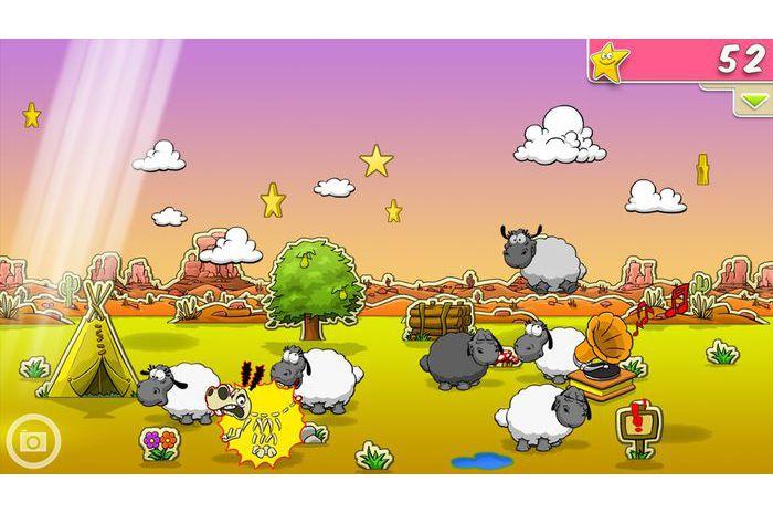Oblaci i ovce