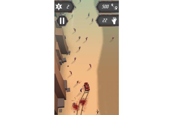 Evil Araba: Zombie Apocalypse