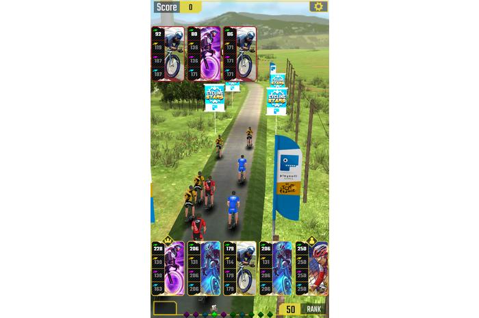 Kerékpár Stars - Tour de France