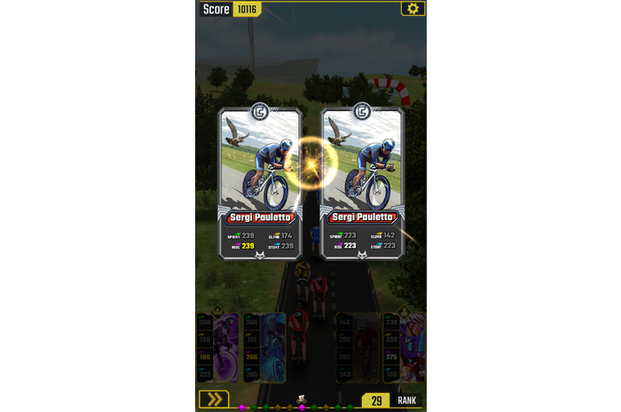 Fietsen Stars - Tour de France