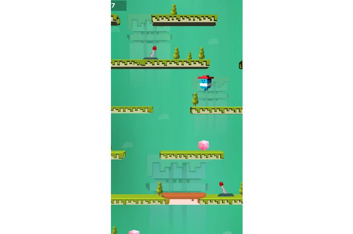 Pixel dječak