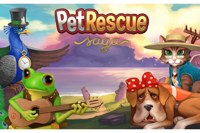 Saga de Pet Rescue
