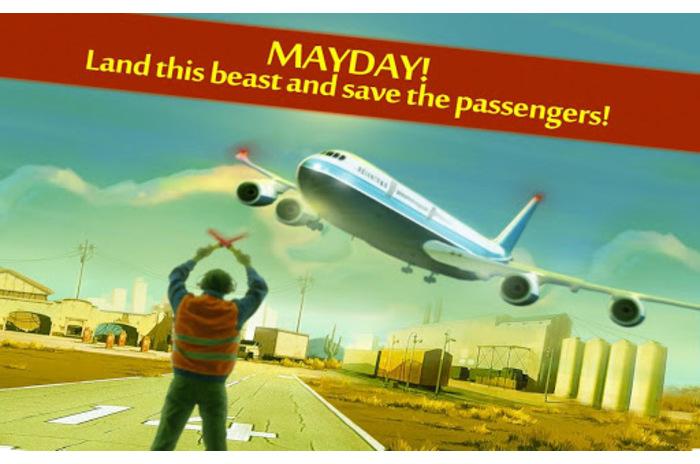 MAYDAY! الهبوط اضطراريا