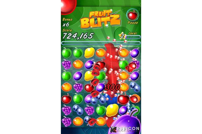 Fruit Blitz gratuit