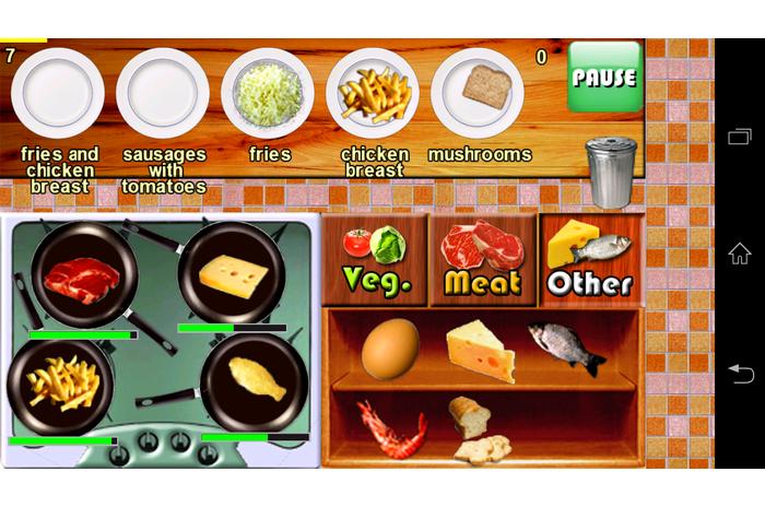 Bistro Cook,