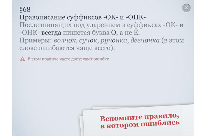 Орфографія