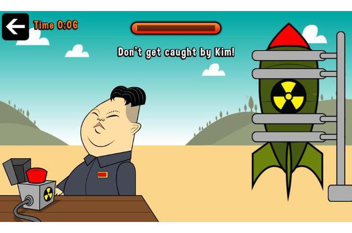 Állítsa Kim! (Stop Kim)