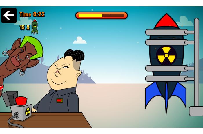 Stop Kim! (Stop Kim)