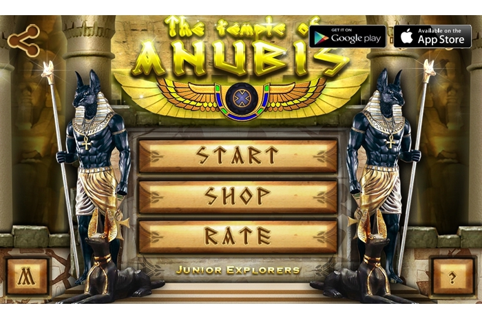 Egypt Zuma - Temple of Anubis