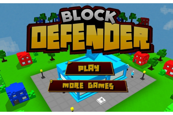 Block Forsvarer: Tower Defense