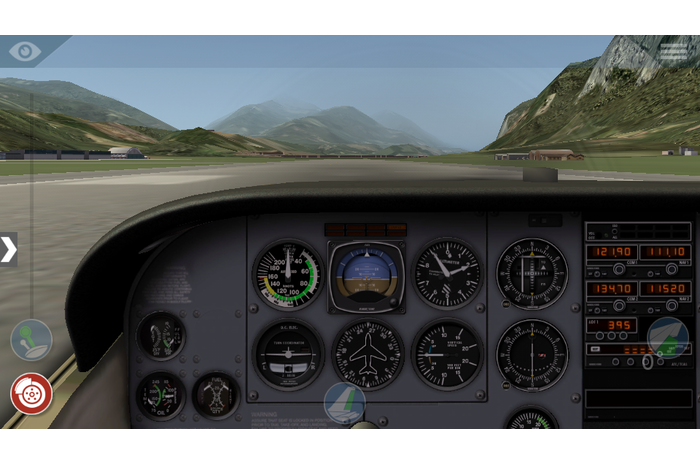 X-Plane Flight Simulator 10