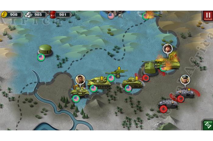 Verden Conqueror 3