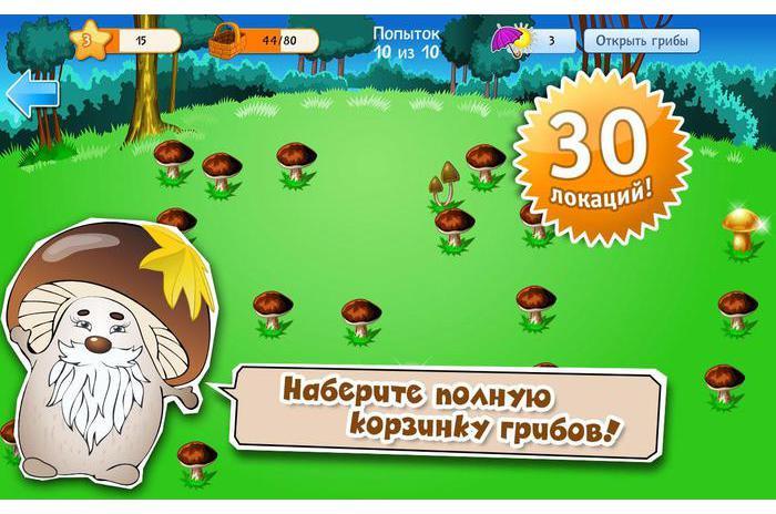 Catadores de cogumelos