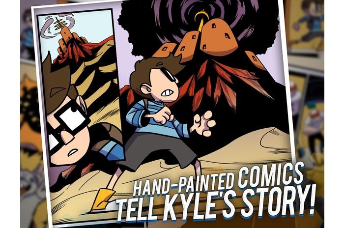 Telekinezie Kyle