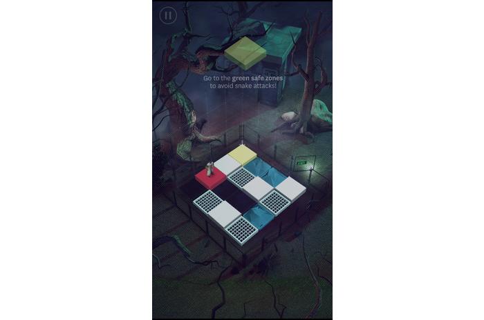 Burvju flauta: Puzzle