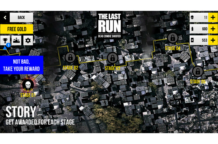 Last Run: Dead Zombie Shooter