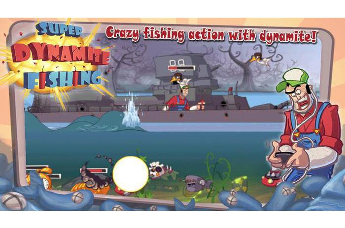 Súper Dynamite Fishing