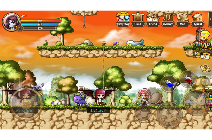 Pocket MapleStory